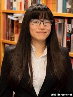 鄒幸彤曾就讀英國名校劍橋大學(鄒幸彤臉書圖片)