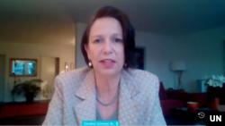 Christine Schraner Burgener, utusan khusus PBB untuk Myanmar