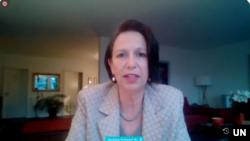 聯合國緬甸問題特使伯杰納(Christine Schraner Burgener)(聯合國官方網站)