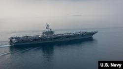 پنتاگون می گوید قایق احتمالا متعلق به سپاه به هشدارها بی توجه بود و تا ۱۴۰ متری ناو آمریکایی نزدیک شد