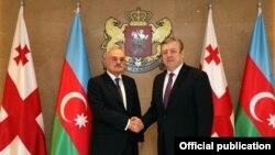 Artur Rasizadə və Giorgi Kvirikaşvili
