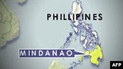 Peta pulau Mindanao di Filipina selatan yang dilanda konflik (foto: dok).