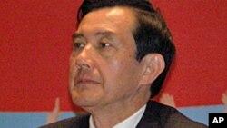 台湾总统马英九(资料照片)