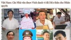 Việt Nam bác đơn kháng án của hai nhà hoạt động nhân quyền