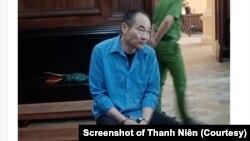 """Bị cáo Ren Dao Jun (47 tuổi, quốc tịch Trung Quốc) bị Tòa án Nhân dân TPHCM tuyên phạt 1 năm tù về tội """"trộm cắp tài sản"""" ngày 7/1/2020."""
