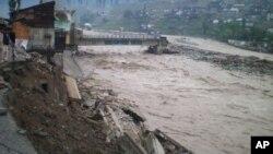 سندھ میں اونچے درجے کا سیلاب