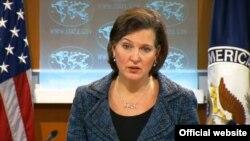 빅토리아 눌런드 미 국무부 대변인