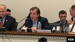 Ed Royce (tengah), ketua komite luar negeri Kongres AS (foto: dok).