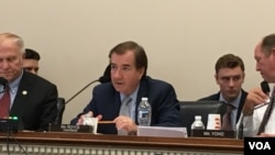 Chủ tịch Ủy ban Đối ngoại Hạ viện Hoa Kỳ Ed Royce (ảnh tư liệu, 6/2017)
