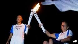 Upacara pembukaan paralimpiade di Rio de Janeiro, Brazil diwarnai protes politik (foto: ilustrasi).