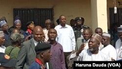 Gwamnan Jihar Borno Babagana Umara Zulum