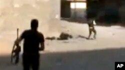 Бои переместились в Дамаск
