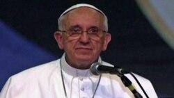 Революционная риторика папы Франциска