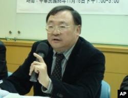 亚太和平研究基金会副执行长陈一新