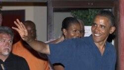 پرزيدنت اوباما: وقت آن رسيده است که قذافی از قدرت کناره گيری کند