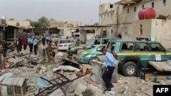 ít nhất 18 người thiệt mạng và 40 người bị thương khi một kẻ khủng bố tự sát đâm một chiếc xe cài bom vào cửa một đồn cảnh sát