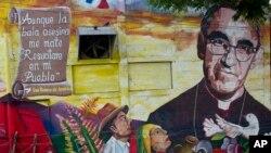 """El presidente de Estados Unidos dijo que el Arzobispo Romero """"fue una figura inspiradora para la gente de El Salvador y de todo el continente Americano""""."""