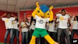 Mascot của World Cup Brazil 2014