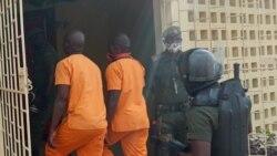 Juiz expulsa jornalistas de julgamento de caso de conspiração contra o Estado moçambicano