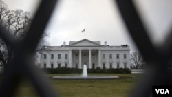 Gedung Putih Washington DC (Foto: dok)