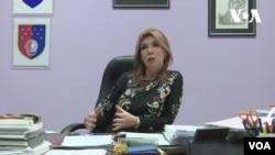 Dalida Burzić za glavnu tužiteljicu Tužilaštva Kantona Sarajevo imenovana je 2014. godine. Na tu poziciju dolazi sa pozicije sudije Kantonalnog suda u Sarajevu.