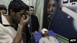 Povređeni u napadu u Bagdadu