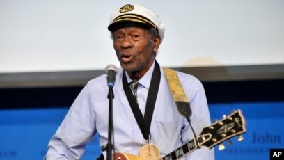 First Chuck Berry Album in 38 Years Released