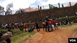 Wakimbizi wa Sudan Kusini, Congo na nchi nyingine waliopo nchini Uganda