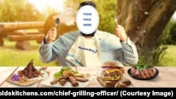Reynolds Wrap - Cheif Grilling Officer