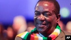 Mutungamiri venyika VaEmmerson Mnangagwa