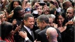 اوباما از سیاه پوستان خواستار حمايت از برنامه ايجاد شغل برای بیکاران شد