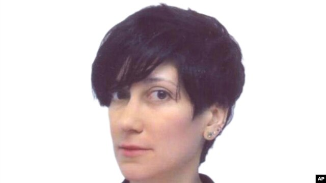 Dorothy Parvaz (file photo)