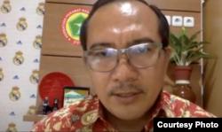 Ketua Umum Persatuan Perawat Nasional Indonesia Harif Fadhillah. (Foto: Courtesy)