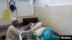 Saldırıda yaralanan bir Türk mühendis Celalabad kenti yakınlarındaki hastanede tedavi altına alındı