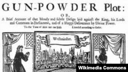 Gun Powder Plot