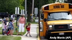 It's back-to-school time! For many students, the new year can create fear and stress, even on the school bus. (FILE PHOTO)