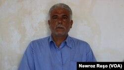 Parêzer Cibrayîl Mustefa-Efrîn - Sûriye