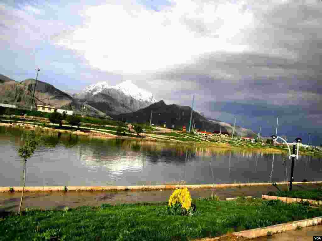 پارک قره سو کرمانشاه عکس: علی اکبر قیطولی (ارسالی شما)