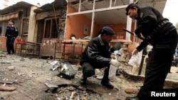 اسلام آباد کچہری میں دہشت گرد حملہ
