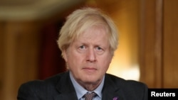 Премьер-министр Великобритании Борис Джонсон (архивное фото)