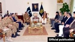 صدر اعظم پاکستان گفت که روزگار دهشت افگنان در پاکستان به پایان رسیده است