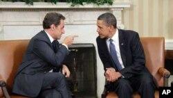 Συνάντηση Ομπάμα-Σαρκοζύ στο Λευκό Οίκο