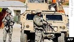 Lực lượng Afghanistan, quốc tế hạ sát 10 phiến quân
