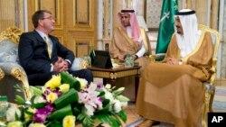 Mideast Saudi Arabia US