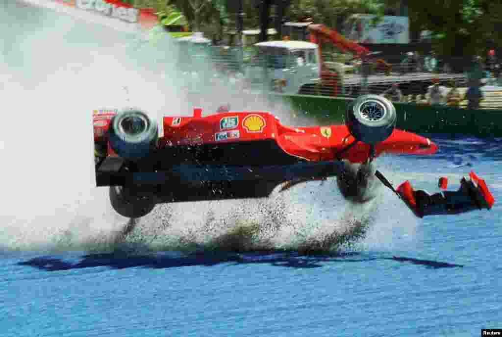 Аварія 2001-го року.
