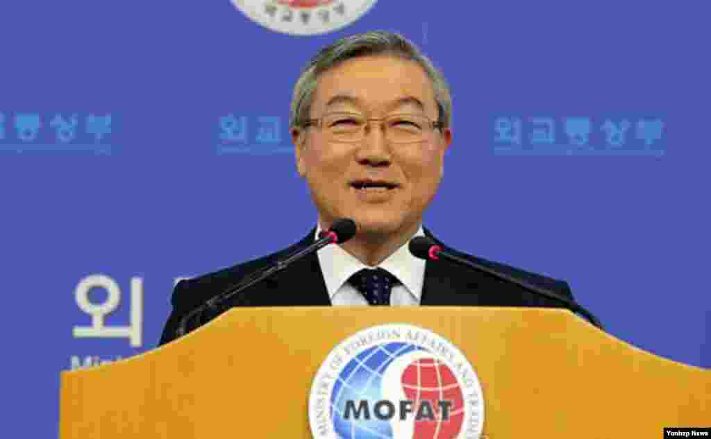 19일 유엔에서는 한국이 지난 1996년에 이어 두 번째로 안전보장이사회 이사국 진출에 성공했다. 한국 김성환 외교통상부 장관은 19일 외교통상부 청사에서 기자회견을 갖고, 안보리 진출 자체가 상당한 대북 억지력이 될 거라고 말했다.
