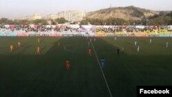 تصویر از صفحۀ فیسبوک لیگ برتر