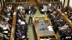 The provincial councils were created through some provisions of the new Zimbabwe constitution but the law has not been changed to accommodate them. (File Photo/AP)