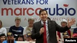 佛罗里达州共和党人鲁比奥(资料图片)