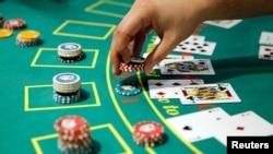 Tư liệu: Casino REUTERS/Toru Hanai